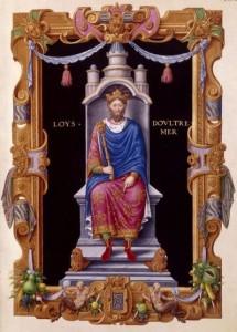 Lodewijk van Overzee