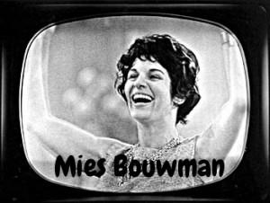 Mies Bouwman