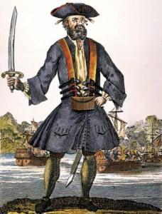 Zwart Baard
