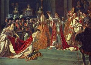 Keizer Napoleon en Josephine