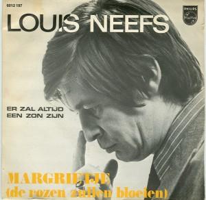 Album van Louis Neefs met Margrietje