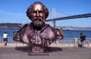 Norton standbeeld