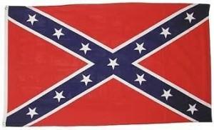 Vlag van de Geconfedereerde Staten van Amerika