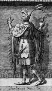 Dirk II graaf van Holland