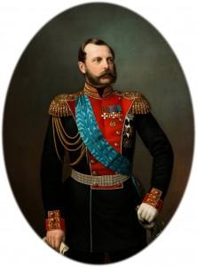 Alexander II van Rusland