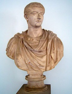 Buste van Tiberius
