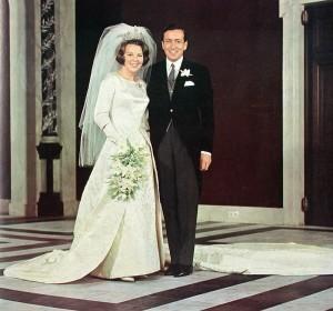 Huwelijk prinses Beatrix