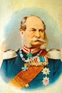 Kaiser Wilhelm I. von Deutschland