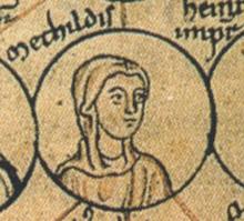 Mathilde van Lotharingen