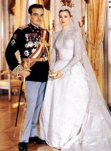 Grace Kelly en Reinier III van Monaco