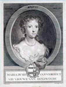 Maria Duyst van Voorhout