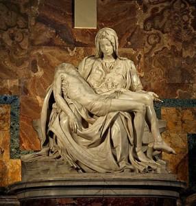 Pietà van Michelangelo