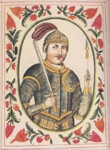 Igor de Oude van Kiev