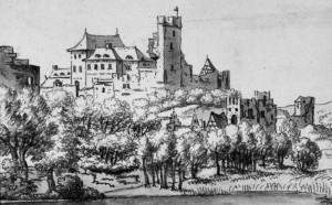 Kasteel Valkenburg