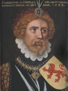 Graaf Floris V