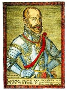 Lamoraal I van Gavere, graaf van Egmont