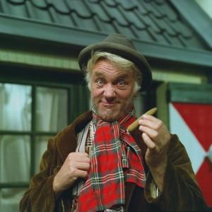 Piet Ekel als Malle Pietje