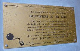Siewert_de_Koe