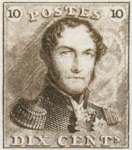 belgische-postzegel1849