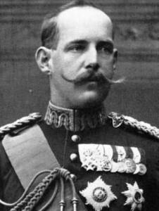 Koning Constantijn I van Griekenland