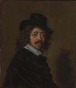 Frans Hals, kopie van een zelfportret