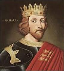 """Richard I """"Leeuwenhart"""" van Engeland"""