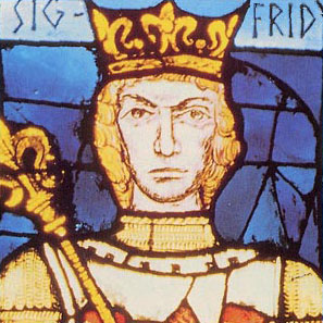 Siegfried I van Luxemburg
