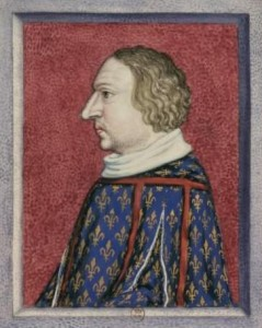 Lodewijk I van Anjou