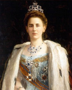 Wilhelmina 1898