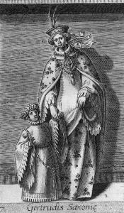 Geertruida van Saksen