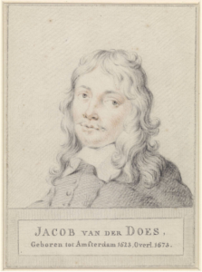 Jacob van der Does