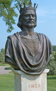 Béla I van Hongarije