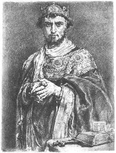 Casimir I van Polen