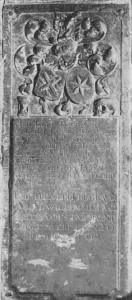 Grafsteen Willem Jans de Raet