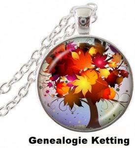 Genealogie Ketting