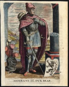 Hendrik III van Brabant