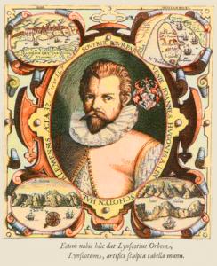 JanHuygen Van Linschoten