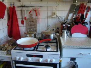 Keuken van John