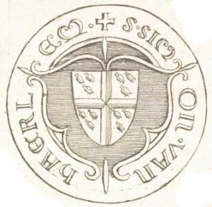 Zegel van Simon van Haarlem