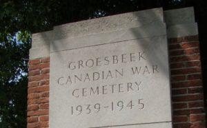 Groesbeek Canadian War Cemetery1