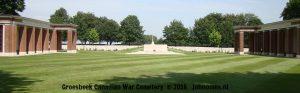 Groesbeek Canadian War Cemetery2
