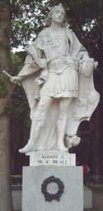Alfons III de Grote van Asturië
