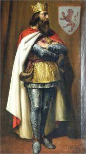 Alfons V van León