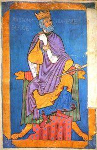 Alfonso VI van León en Castilië