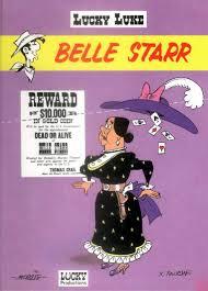 Bell Starr strip