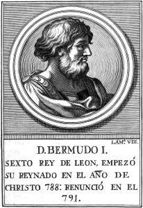 Bermudo I Van Asturië
