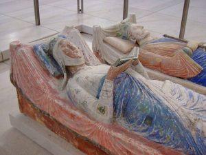 Graftombe van Eleonora van Aquitanië en Hendrik II van Engeland