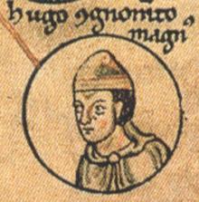 Hugo van Vermandois