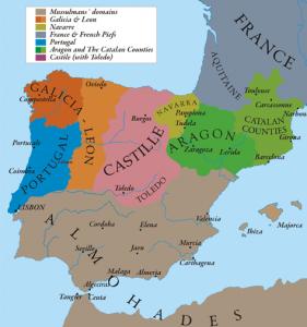 Leon en Castilië