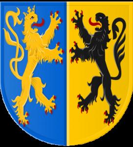Wapen van Gelre na 1402